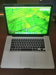 Used Apple Macbook Pro 15-inch in Dubai, UAE