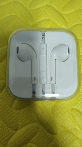 Used Original Apple Headset (3.5mm jack) in Dubai, UAE