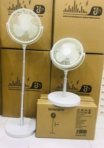 Used Portable Fan with adjustable height in Dubai, UAE