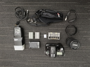 Used Nikon D90 (33k Shutter Counts) PH owner in Dubai, UAE