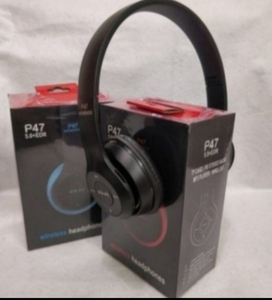 Used P47NEW ONE..  WIRELESS RELESS HEADPHONES in Dubai, UAE