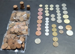 Used Coins in Dubai, UAE