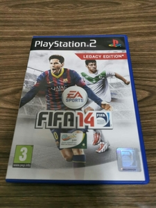 Used Playstation2 Games - Fifa 14 Original Cd in Dubai, UAE
