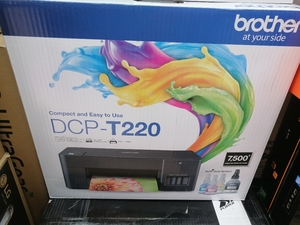 Used BROTHER PRINTER DCP T 220 in Dubai, UAE