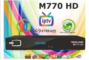 Used Redline receiver HD IPTV in Dubai, UAE