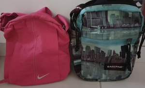 Used Buy 1 Get 1 authentic Nike & Eastpack in Dubai, UAE