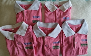 Used Chubby cheeks shirt uniform size 20 in Dubai, UAE