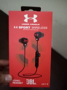 Used JBL EARPHONES UNDER ARMOUR in Dubai, UAE