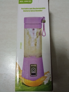 Used BATTERY JUICE BLENDER. PORTALE in Dubai, UAE
