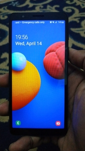 Used Samsung galaxy A01 in Dubai, UAE