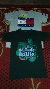 Used Tour t-shirt boys in Dubai, UAE