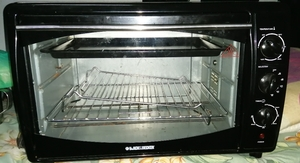 Used Black and DECKER TRO60 OVEN in Dubai, UAE