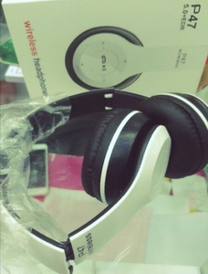 Used P47 WIRELESS HEADPHONES STYLISH NOW in Dubai, UAE