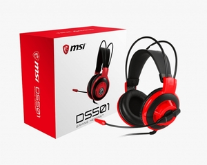 Used Msi DS501 Gaming headset in Dubai, UAE