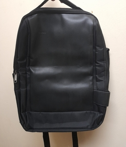 Used Leather Premium Backpack with USB port in Dubai, UAE