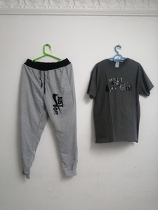 Used Just do it. Tracksuit sportswear summer in Dubai, UAE
