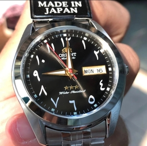 Used Orient Arabic Automatic Watch in Dubai, UAE