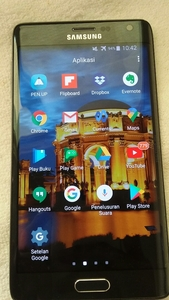 Used Samsung galaxy note edge in Dubai, UAE