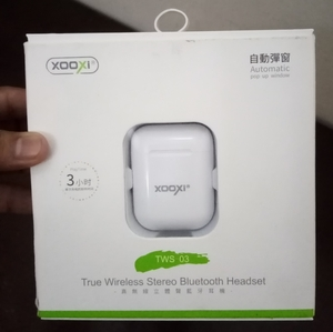 Used NEW IN BOX AIRPODS XOXUI. AUTPOP O in Dubai, UAE
