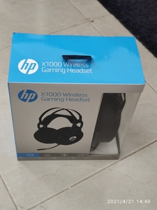 Used New: Hp wireless gaming headset🔥🔥🔥 in Dubai, UAE