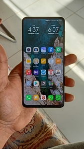 Used Xiaomi Mi mix 3 4g 6gb 128gb black in Dubai, UAE