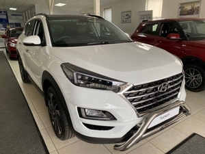 Used Hyundai Tucson 2.0 for sale in Dubai, UAE