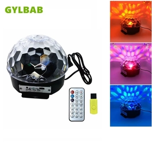 Used Disco LED lightening ball with usb in Dubai, UAE