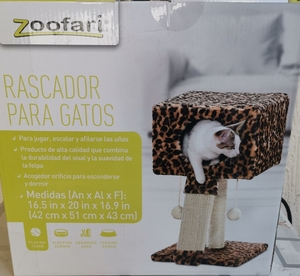 Used Brand new cat tree in original pakaging in Dubai, UAE