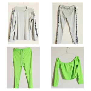Used Ladies Sports Dress 2 Sets NEW in Dubai, UAE