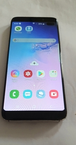 Used Samsung Galaxy S10 + in Dubai, UAE