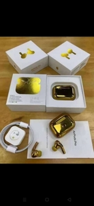 Used Apple Airpods original gold version in Dubai, UAE