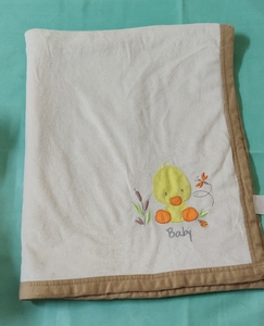 Used Baby blanket or reciver from baby shop in Dubai, UAE