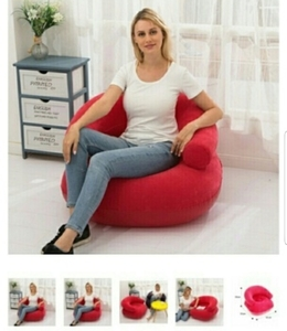 Used Inflattable single sofa in Dubai, UAE