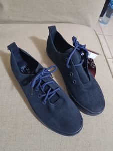 Used Brand new suede blue comfy loafer size38 in Dubai, UAE
