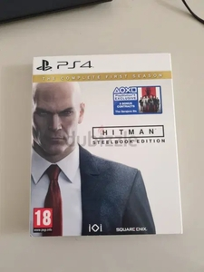 Used Hitman Steelbook Edition - PS4 - As New in Dubai, UAE