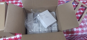 Used iPhone 12pro MAX 20w power adapter 2nip in Dubai, UAE
