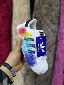Used Adidas Superstar (sizes 36-44) in Dubai, UAE