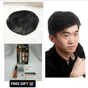 Used Men's Minimalist Hair with FREE GIFT 🎁 in Dubai, UAE