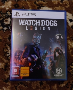Used Watchdogs Legion for PS5 in Dubai, UAE