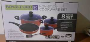 Used Cookware set,used just 1 week as new in Dubai, UAE