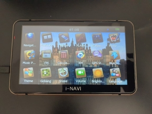 Used GPS I-NAVI in Dubai, UAE