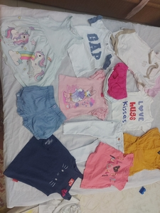 Used Baby clothes 1y in Dubai, UAE