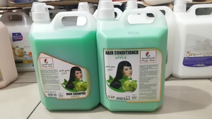 Used Set Offer Shampoo and Conditioner 5 lt in Dubai, UAE