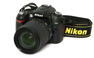Used DSLR NIKON D90 with SIGMA Lens in Dubai, UAE