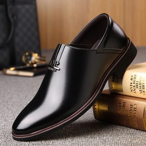 Used High quality leather formal shoes size44 in Dubai, UAE