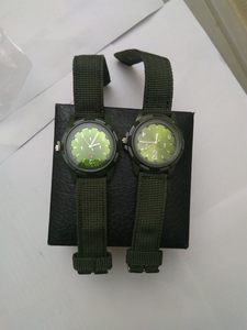 Used branded military watch 2pcs in Dubai, UAE