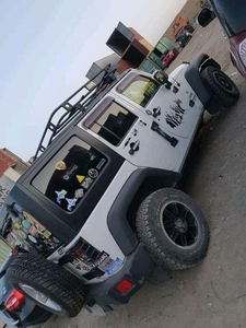 Used Wrangler jeep in Dubai, UAE