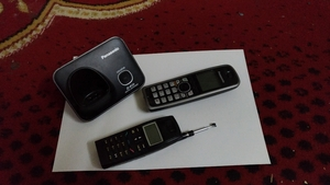 Used Panasonic wireless with mobile in Dubai, UAE