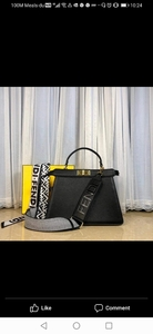 Used FENDI Peekabo, LV Dauphine Bags Bundle in Dubai, UAE