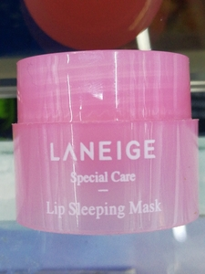 Used Laneige Lip Balm Korea 3grams in Dubai, UAE